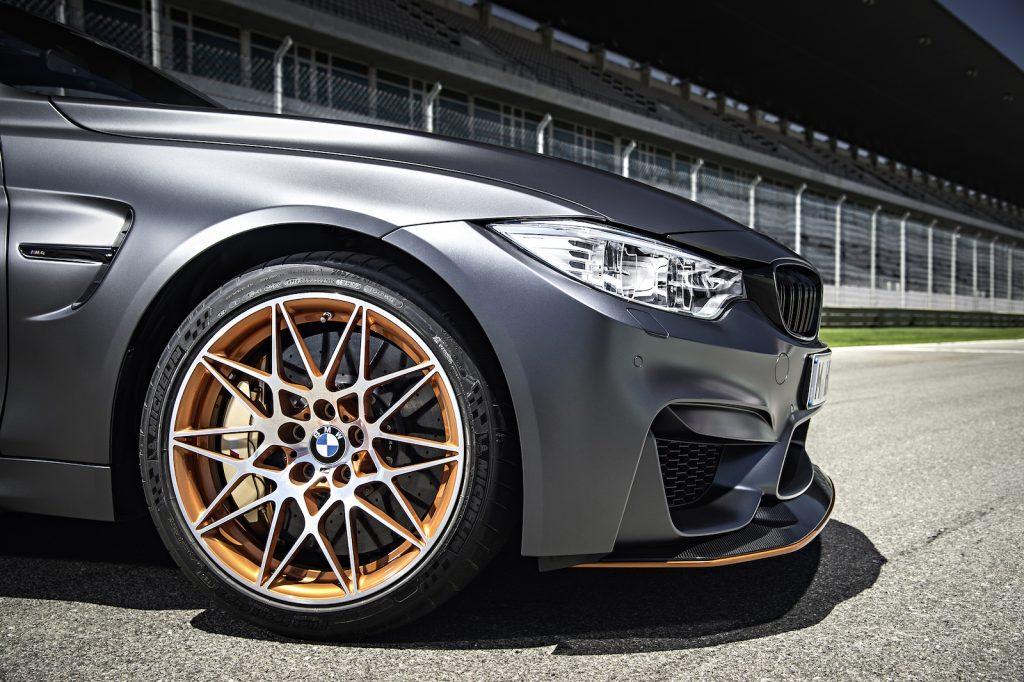 Der Michelin Pilot Sport Cup 2 auf einem BMW M4
